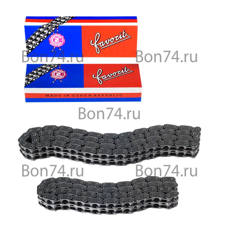 Картинка двухрядная цепь привода ГРМ ЗМЗ 406 CZ Чехия