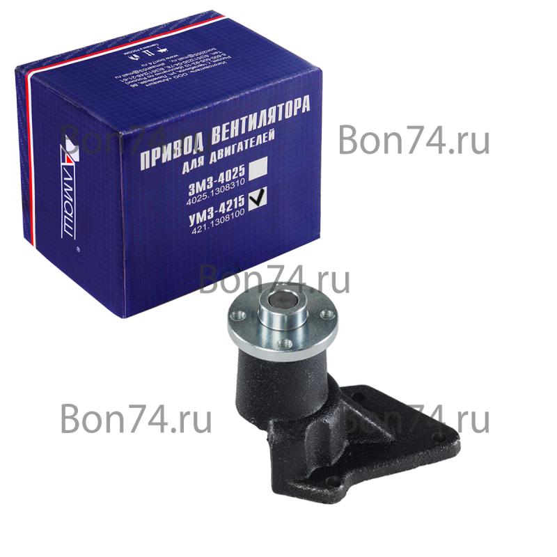 Картинка: привод вентилятора БОН для автомобилей Г-3302 с двигателем УМЗ-4215 | Алмаш